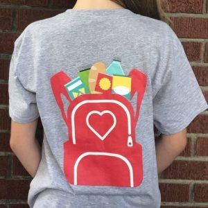 photo of blessings kids shirt
