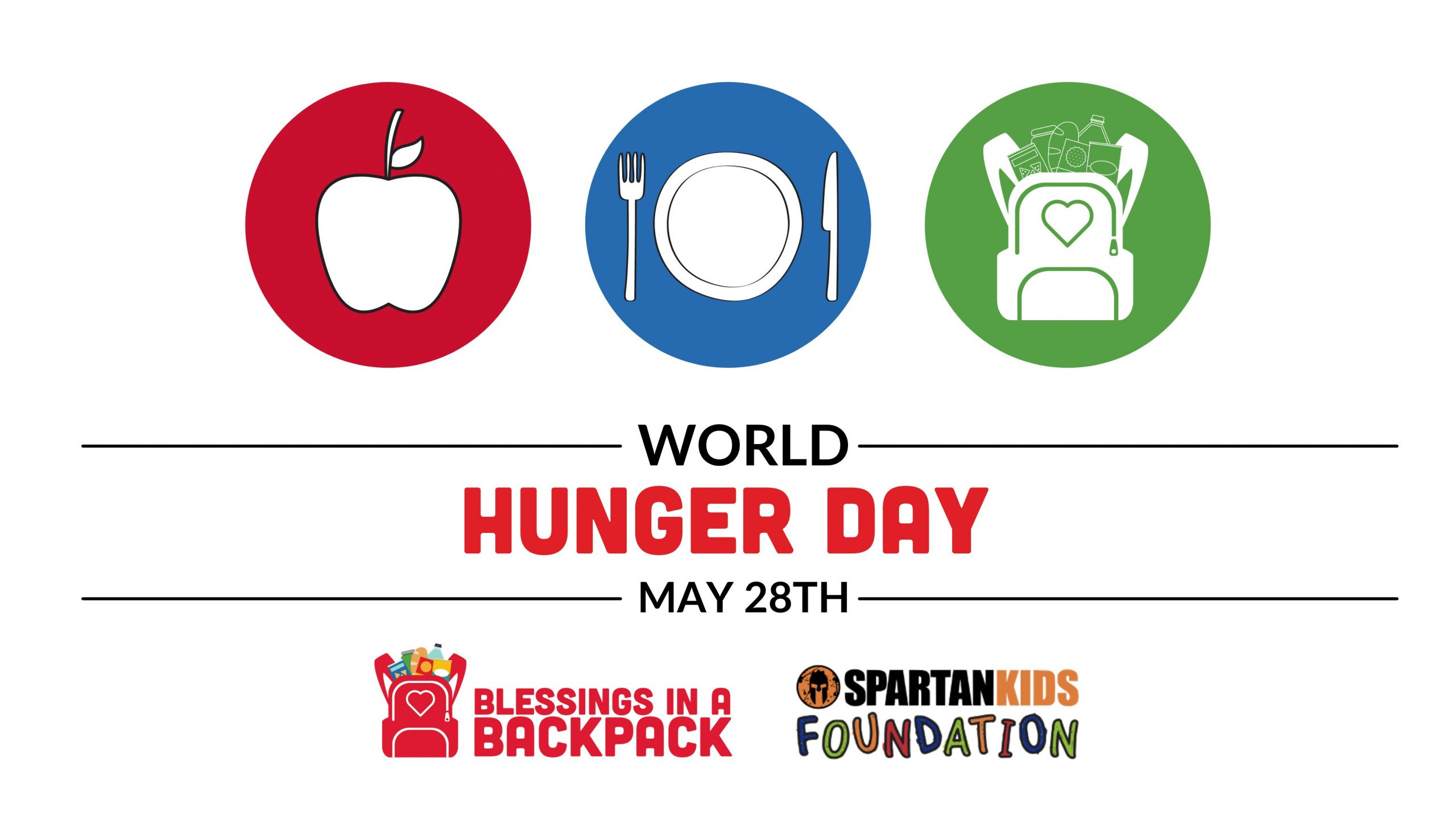 Spartan Kids Foundation Matching $3,000 in Blessings SWFL Donations on World Hunger Day